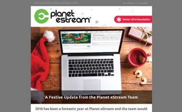 Planet eStream Newsletter