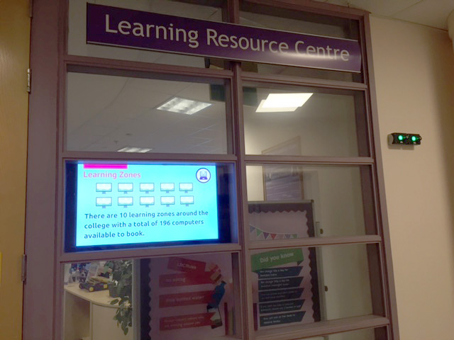 South Devon College learning resources